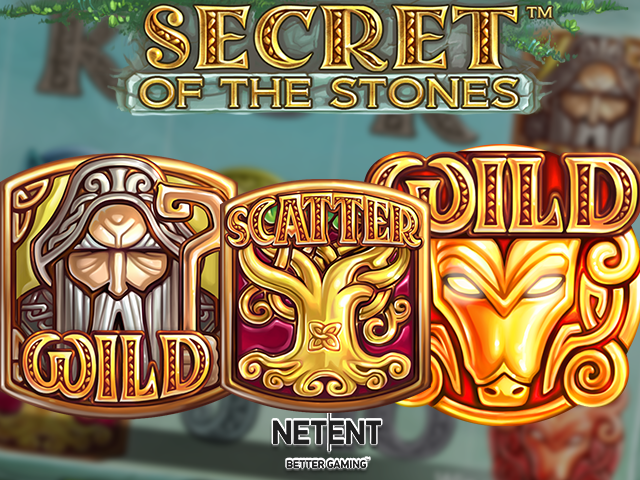 Играть в автомат Secret Of The Stones от NetEnt