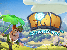 Finn And The Swirly Spin от Netent – популярная онлайн-игра